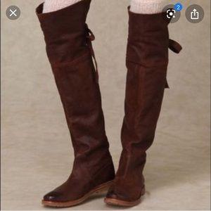 Frye OTK Celia boots